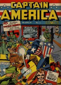 Captain America Comics 1 (March 1941)