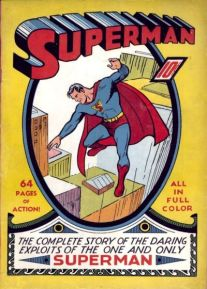 Superman 1 (Summer 1939)